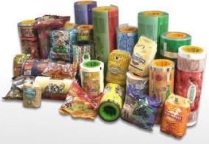 Заказать Услуги по изготовлению гибкой упаковки из полиэтилена с рисунком