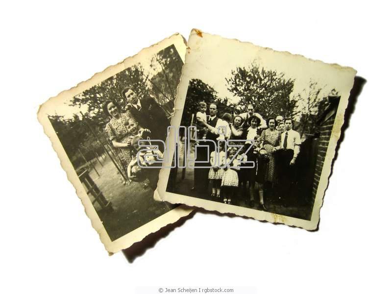 Заказать Реставрация фотографии
