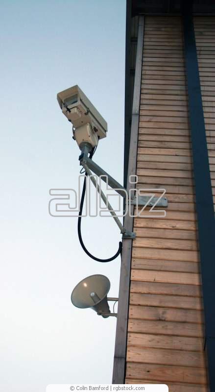 Заказать Проектирование и монтаж систем охранно-пожарной сигнализации и видео контроля