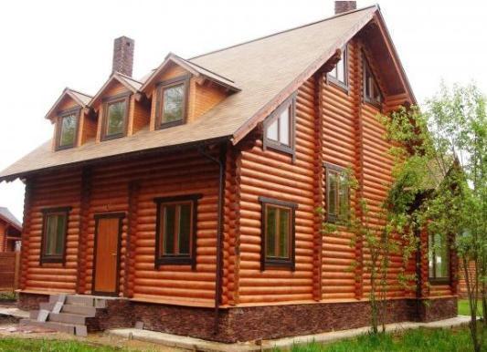 Заказать Будівництво будинків з дерева