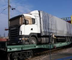 Заказать Комбинированные грузовые транспортные перевозки