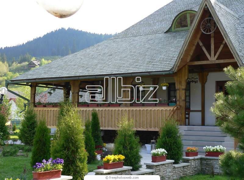 Заказать Строительство домов из дерева, Строительство домов, коттеджей и других объектов, Украина, Заказать, цена разумная.