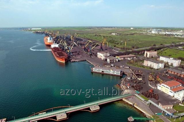 Заказать Дноуглубление портов, причалов, подходных каналов, стоянок яхт и катеров