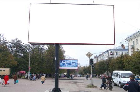 Заказать Размещение рекламы на бордах, билбордах, Шостка, Украина, Сумская область