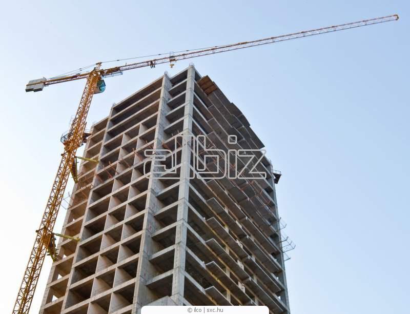 Заказать Проектно-строительные услуги