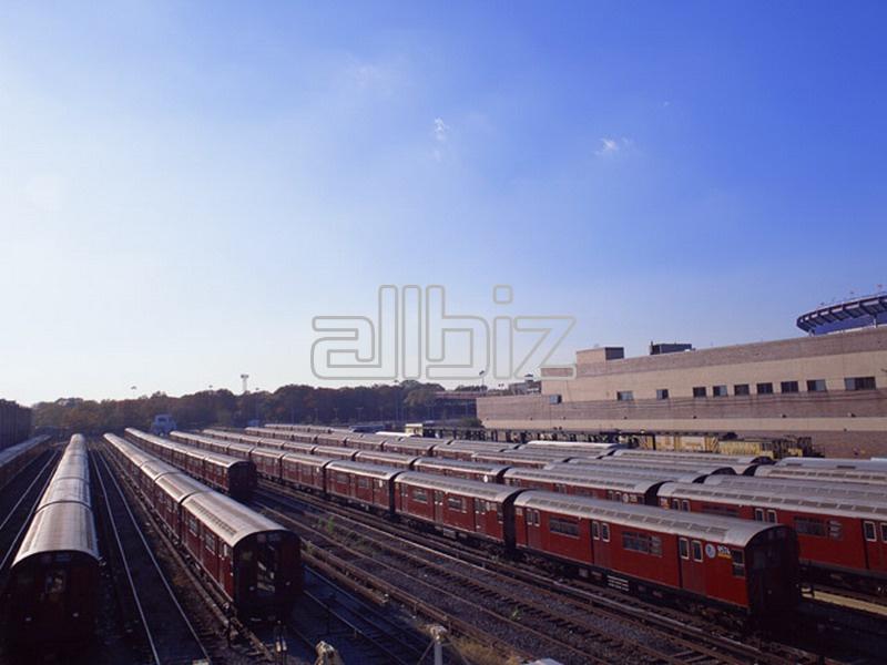 Order Freight transportation railway transpor