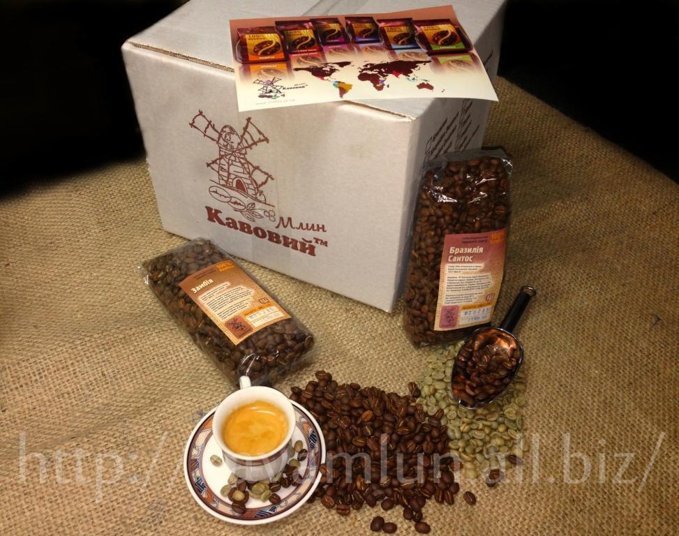 Заказать Натуральный кофе в Кременчуге