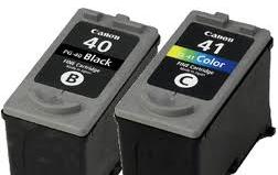 Заказать Заправка картриджей струйного принтера Canon PG40/ CL41/ 511/ 510 HP 122/ 21/ 22/ 140 и т.п.