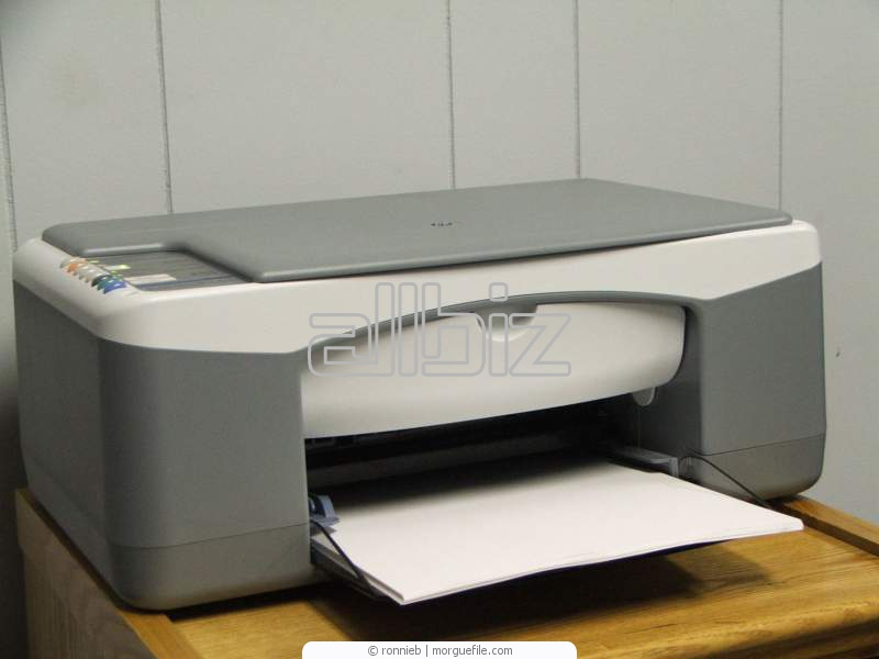Заказать Установка СНПЧ на струйный принтер