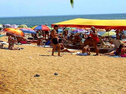 Заказать Пляж