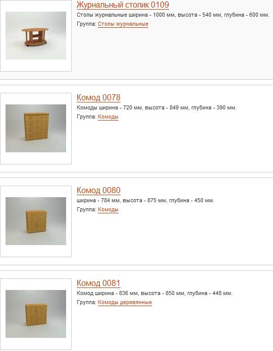 Заказать Изготовление мебели под заказ Кировоград