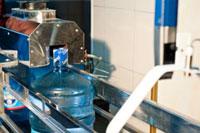 Заказать Линия розлива воды 18.9 л автомат 240бут/час