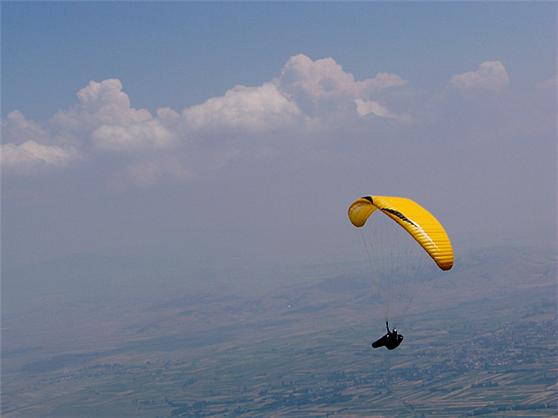 Заказать Полеты на парапланах в Македонии