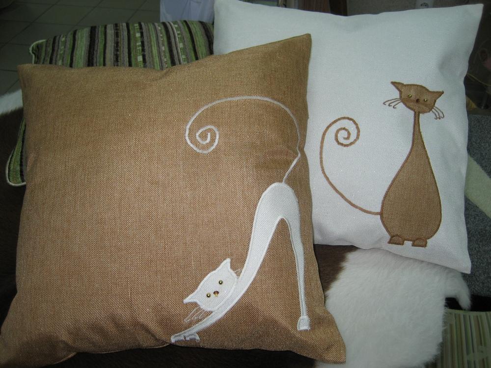 Заказать Пошив декоративных подушек