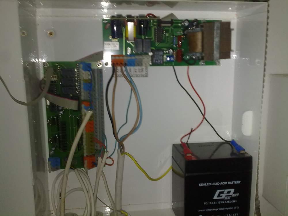 Обслуживание узлов учета газа, газопроводов, автоматики котельной