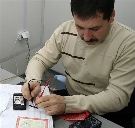 Заказать Сервисный центр осуществляет ремонт мобильных телефонов любой степени сложности