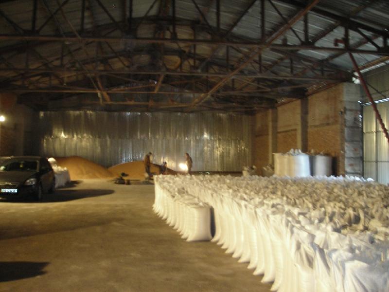 Заказать Переработка зерновой сельскохозяйственной продукции.