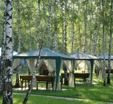 Заказать Загородный комплекс отдыха «Зелена Красуня»