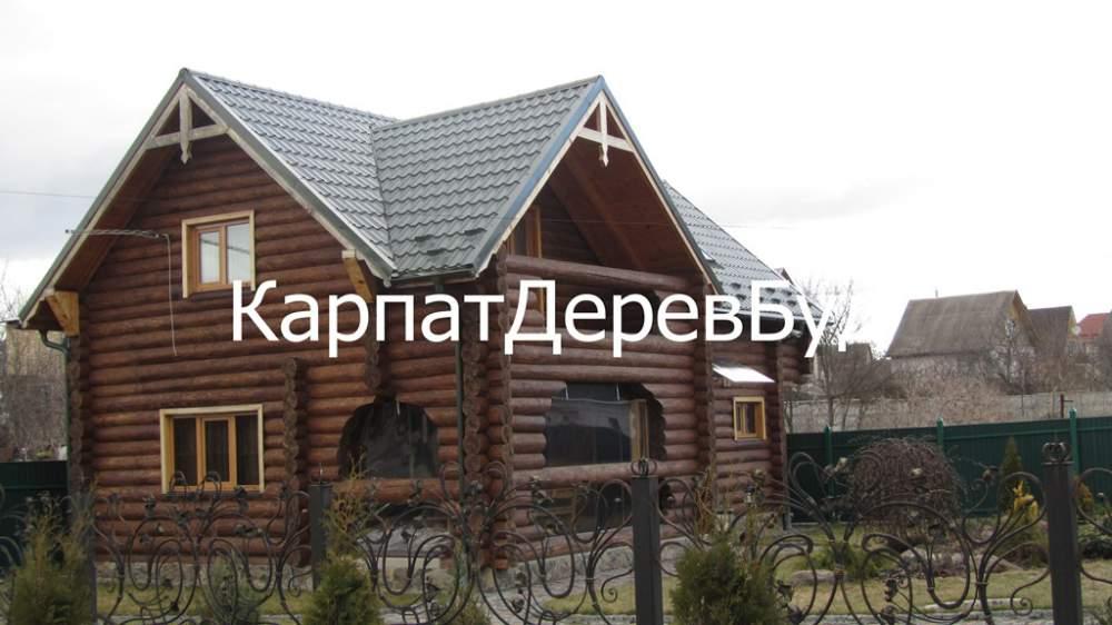 Заказать Деревянные дома