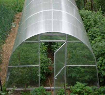 Заказать Установка теплиц 8 - 10 метров в ширину. любая длинна.