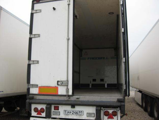 Заказать Рефрижераторные перевозки из Голандии и другие страны