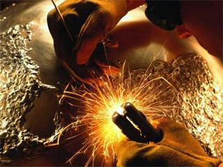 Заказать Услуги электрической сварки металла