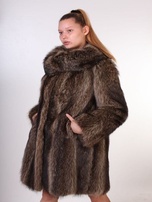 Tailoring of fur coats Cherkasy, tailoring of a mink coat Cherkasy ...