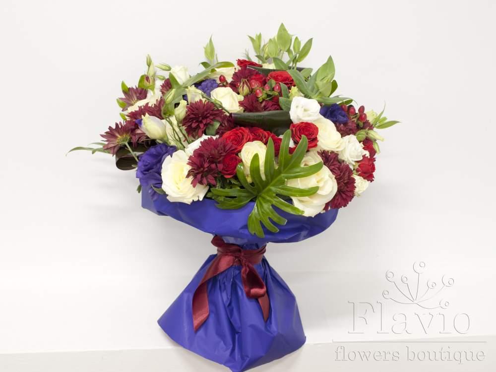 Заказать Доставка цветов по Кременчугу