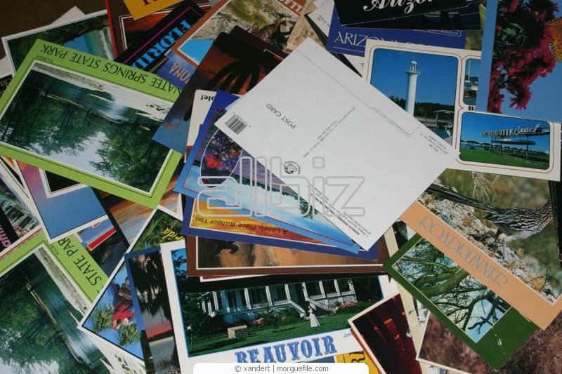 производители открыток: