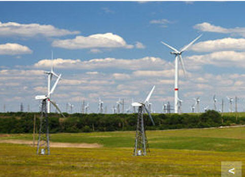 Заказать Строительство ветровых электростанций