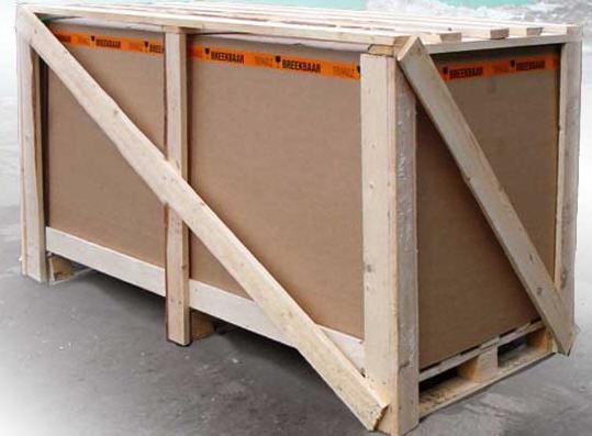 Заказать Упаковка грузов в деревяную тару Киев