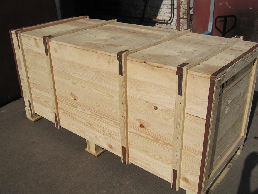 Заказать Упаковка грузов в деревяный каркас Киев