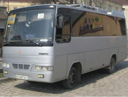 Заказать Перевозки Mitsubishi Prestij, вся Украина