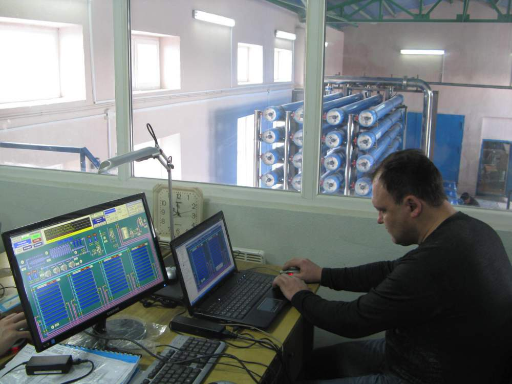 Замовити Наладка і сервісне обслуговування установок для обробки води