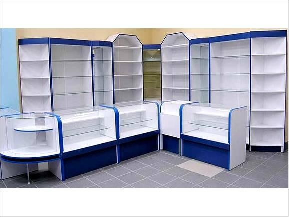 Заказать Изготовление торгового оборудования, Кировоград, Торговое оборудование, витрины, стеллажи под заказ, Кировоград.