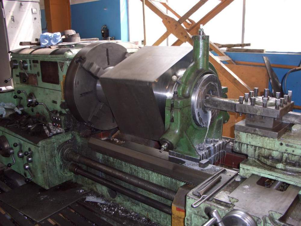 Order Turning works Dnipropetrovsk