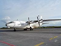 Заказать Перевозки грузов на самолетах Ан-12