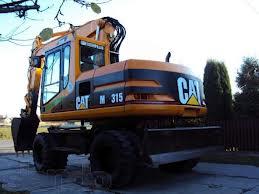 Заказать Екскаватор Caterpillar 16 тонн