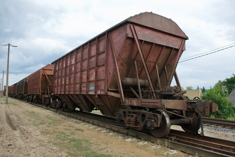 Order The organization of transportation of goods in own rolling stock