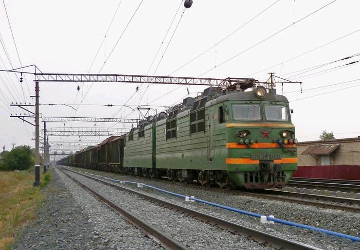 Order The organization of pogruzo-discharging at station