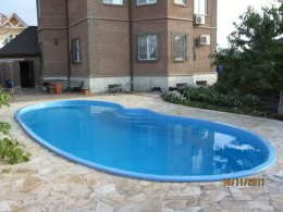 Заказать Строительство бассейнов под ключь по самой низкой цене в Украине.
