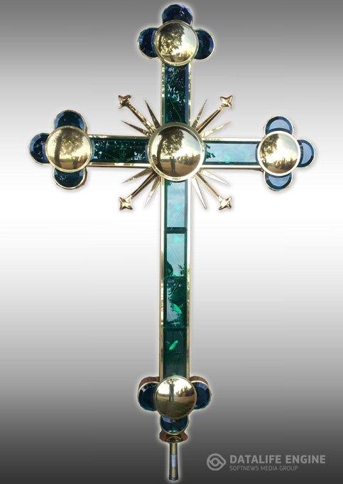 Изготовление крестов накупольных