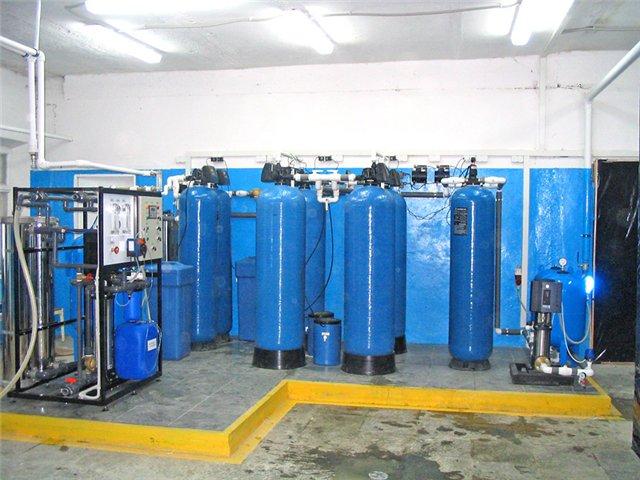 Заказать Монтаж и наладка водоочистного оборудования. Установка систем очистки воды.