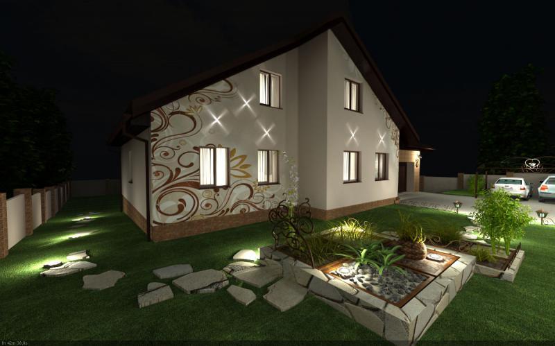 Идеи для фасада дома