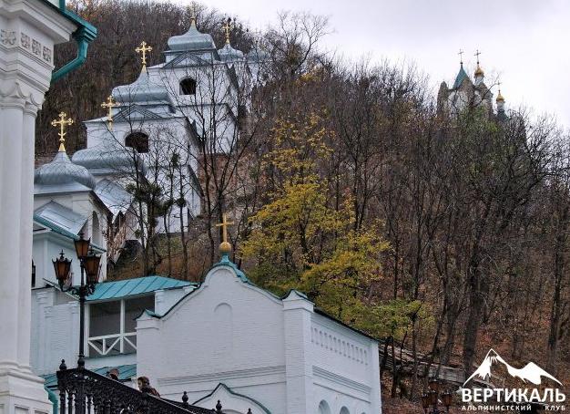 Заказать Экскурсионные туры по Украине : Святогорская Лавра
