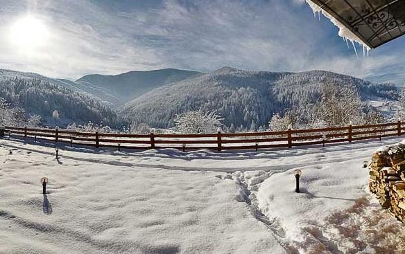 Заказать Зимний отдых в Карпатах