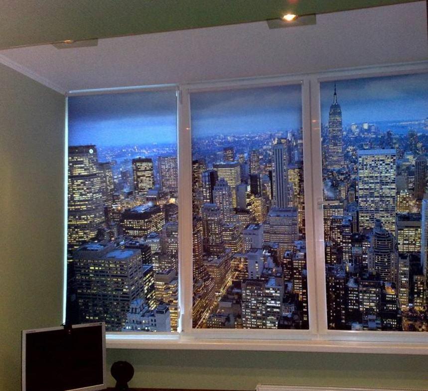 рулонные шторы с фотопечатью фото базы