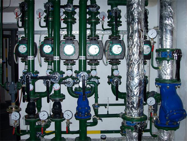 Наладка газового оборудования отопления