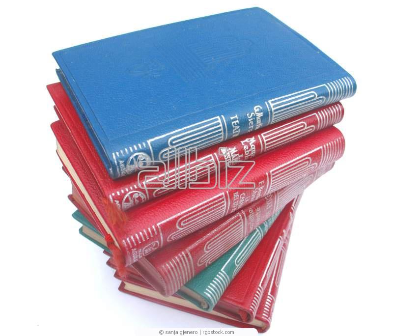Заказать Изготовление книг