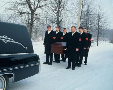 Заказать Организация похорон